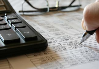 Étudiant en comptabilité