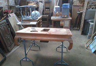 Restauratrice de meubles
