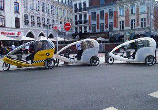 Vélo-Taxi