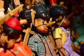 Fabricant de jouets en bois