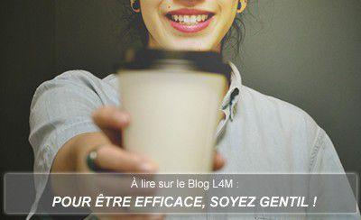 À lire sur le Blog L4M !