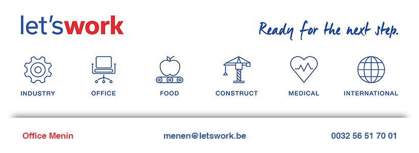 Présentation de LET'S WORK - Agence de Menin