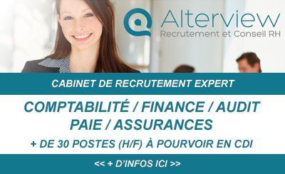 Alterview recrute dans la région
