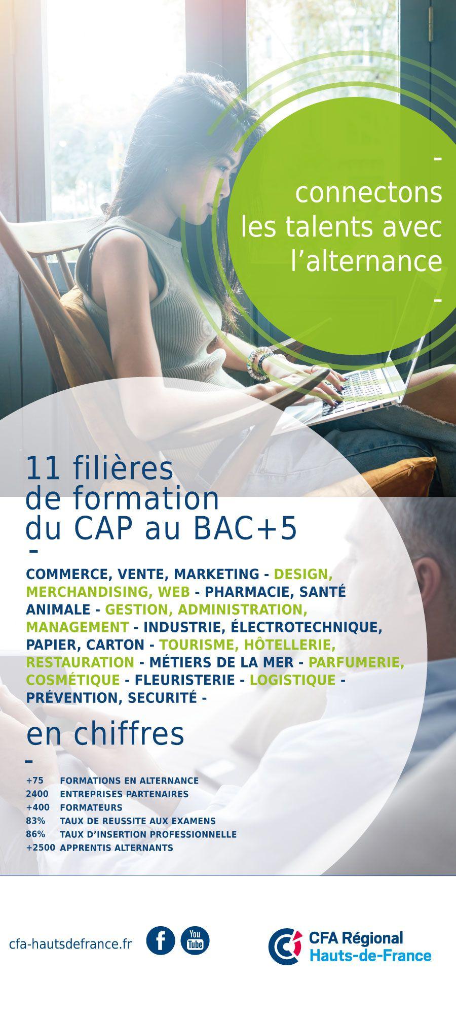 Présentation de CFA régional Hauts-de-France