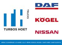 TURBO HOET TRUCKS GROUP DAF NISSAN KOGEL
