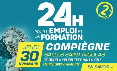 Rendez-vous à Compiègne le 30 novembre
