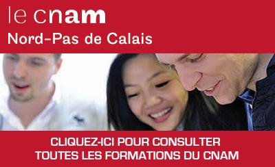 Le CNAM propose de nombreux cursus de formation