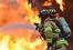 Ouverture d'une école de sapeurs-pompiers à Oisemont en Hauts-de-France