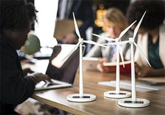 La transition énergétique, une véritable opportunité pour l'emploi en Hauts-de-France