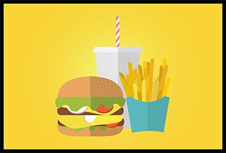 Les fast food recrutent dans la région !