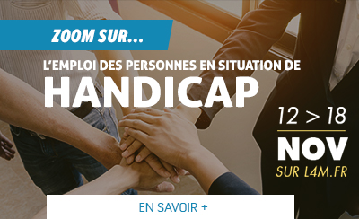 La semaine prochaine, Zoom sur le Handicap sur L4M.fr