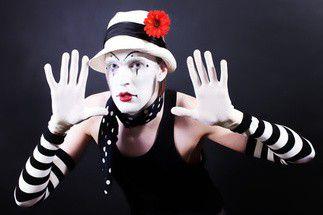 Artiste de cirque Camille Barichasse