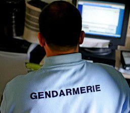 Gendarme garde républicain
