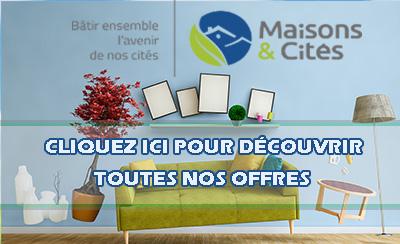 Maisons & Cités recrute !