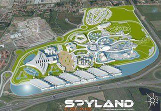 Calais en pôle position pour accueillir le parc d'attraction Spyland