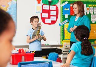 Stagiaire professeur des écoles (en titularisation)