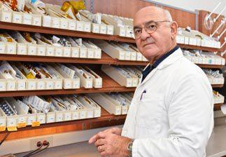 Préparateur en pharmacie hospitalière