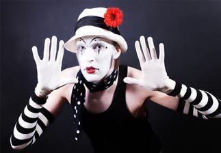 Elève de l'école de Cirque de Lomme