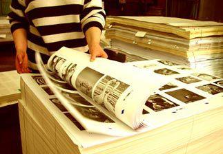 Responsable de communication d'une édition de presse