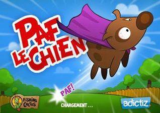 Adictiz, éditeur lillois du jeu Paf le Chien, poursuit sa spectaculaire croissance