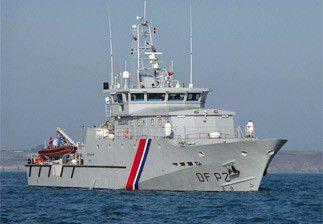 Marin contrôleur des douanes