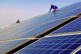 Couvreur photovoltaïque
